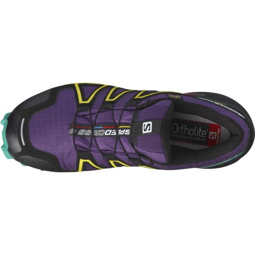 Salomon Women's Speedcross 4 GORE-TEX Trail Running Shoes - view number 2