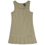 French Toast Toddler Girls' Pleated Hem Uniform Jumper - view number 1