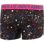 Under Armour Girls' Splatter Play Up Short - view number 2