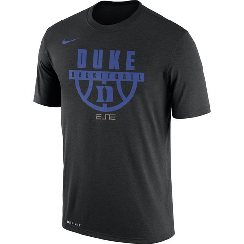Nike Men's Duke University Dry Legend Basketball Short Sleeve T-shirt