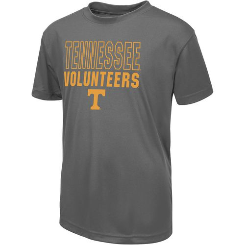 Colosseum Athletics Boys' University of Tennessee Team Mascot T-shirt