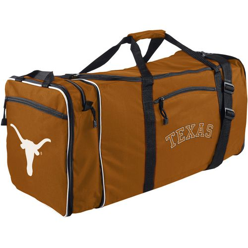 The Northwest Company University of Texas Steel Duffel Bag - view number 1