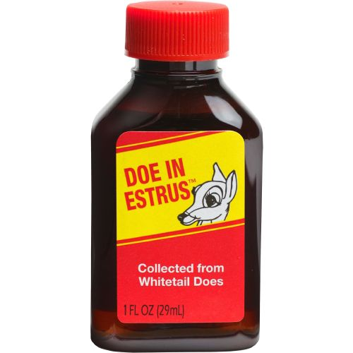 Display product reviews for Wildlife Research Center® 1 fl. oz. Doe In Estrus™ Deer Attractant