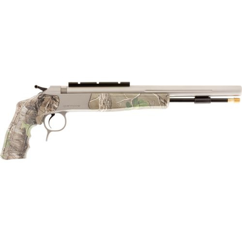 CVA Optima V2 .50 Camo Break-Open Muzzleloader Pistol