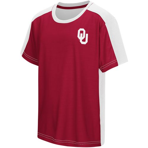 Colosseum Athletics Boys' University of Oklahoma Short Sleeve T-shirt - view number 1