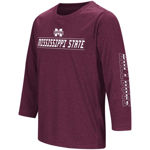 Colosseum Athletics Boys' Mississippi State University Long Sleeve T-shirt