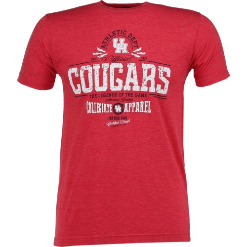New World Graphics Men's University of Houston Legends of the Game T-shirt
