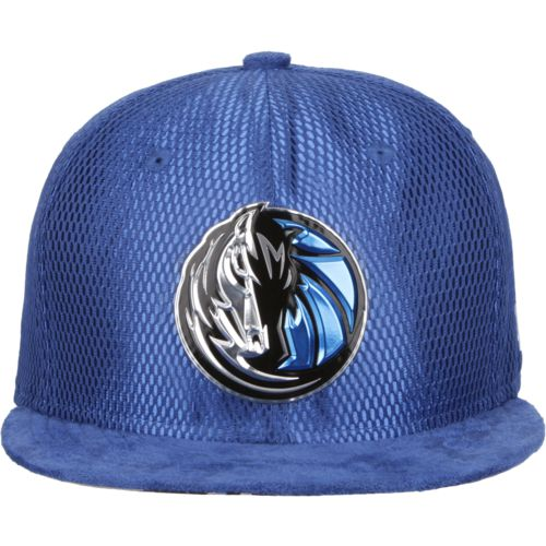 New Era Men's Dallas Mavericks 59FIFTY Team On Court Cap