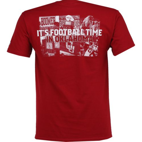 Champion Men's University of Oklahoma 2017 Football Fan T-shirt