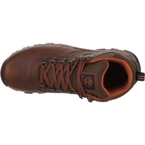Timberland Men's Mt. Maddsen Waterproof Mid Hiking Boots - view number 4