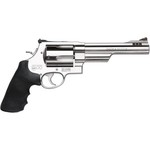 Smith & Wesson Model S&W500 Standard Stainless .500 S&W Magnum Revolver - view number 3