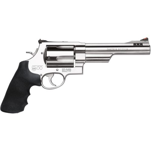 Smith & Wesson Model S&W500 Standard Stainless .500 S&W Magnum Revolver