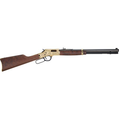 Henry Big Boy Deluxe Engraved 3rd Edition .44 Remington Magnum Lever-Action Rifle