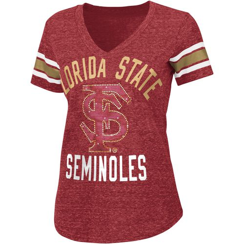 G-III for Her Women's Florida State University Big Game Fashion Top