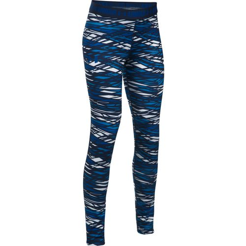 Under Armour Girls' HeatGear Printed Legging