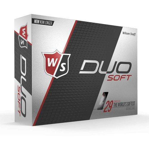 Wilson Staff Duo Soft Golf Balls 12-Pack