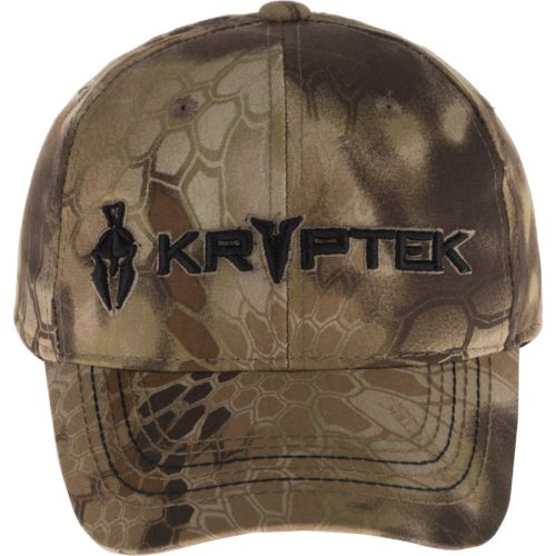 Kryptek Men's Highlander Camo Logo Cap