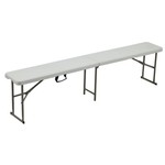 Academy Sports + Outdoors 6 ft Fold-in-Half Bench - view number 3