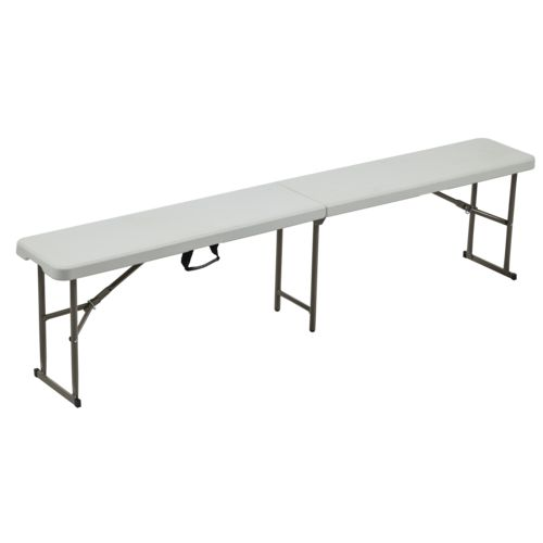 Academy Sports + Outdoors 6 ft Fold-in-Half Bench