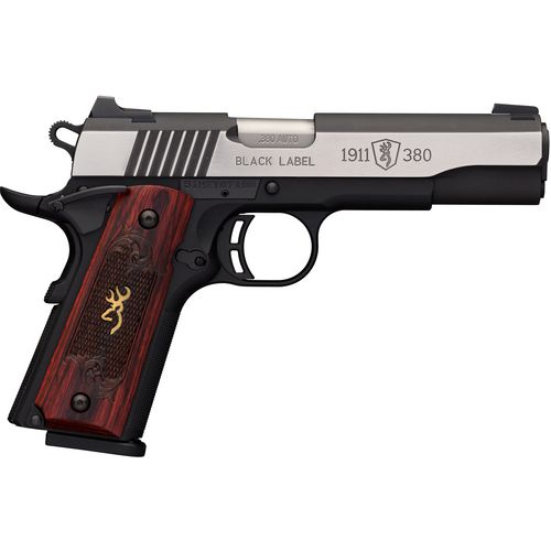 Browning 1911-380 Black Label Medallion Pro .380 ACP Pistol - view number 1