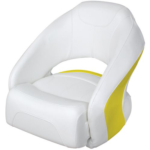 Wise Razor Style Bucket Seat with Flip-up Bolster Seat