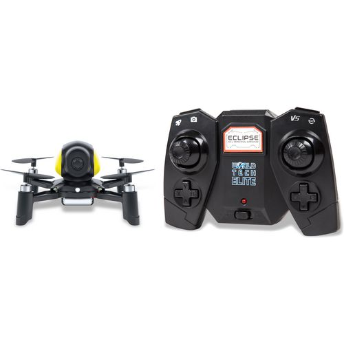 World Tech Toys Eclipse DIY Racing Drone 2.4 GHz 4.5-Channel RC Quadcopter - view number 1