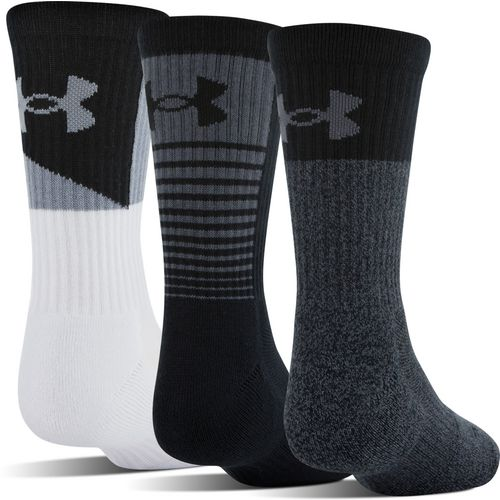 Display product reviews for Under Armour Phenom Crew Training Socks 3 Pack