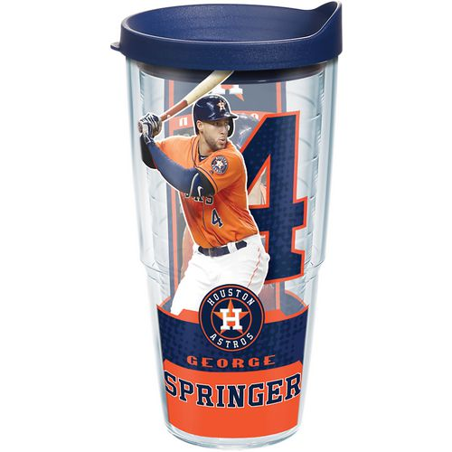 Tervis Houston Astros George Springer 24oz Tumbler