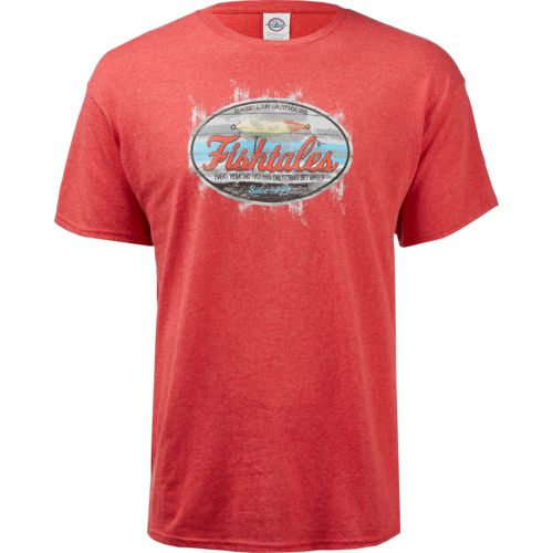 Magellan Outdoors Men's Fishtales T-shirt