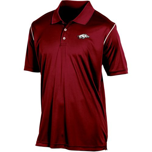 Champion Men's University of Arkansas Playclock Polo