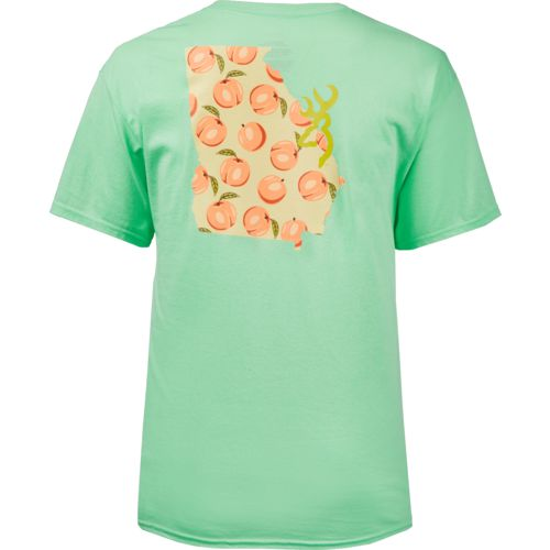 Browning Women's Classic Peachy Georgia T-shirt