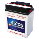 Exide Supercrank High Performance Flooded Powersports Battery - view number 1