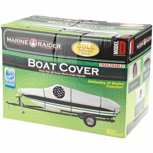 Marine Raider Gold Series Model D Boat Cover - view number 2