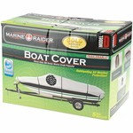 Marine Raider Gold Series Model D Boat Cover For 17' - 19' V-Hulls And Runabouts - view number 2