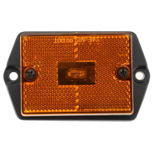 Optronics® Rectangular Marker/Clearance Light with Reflex