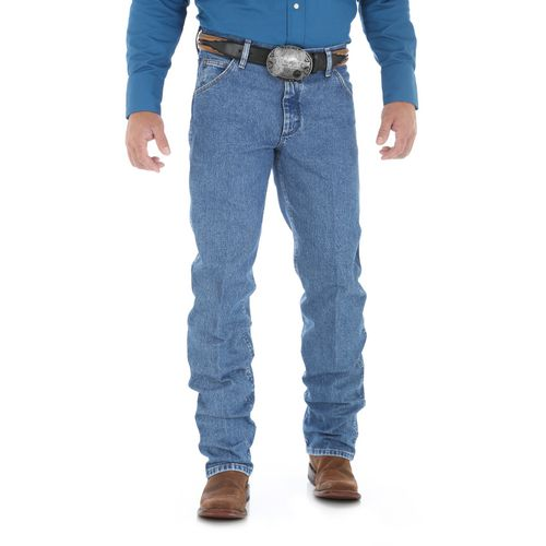 Wrangler Men's Premium Performance Cowboy Cut Regular Fit Jean
