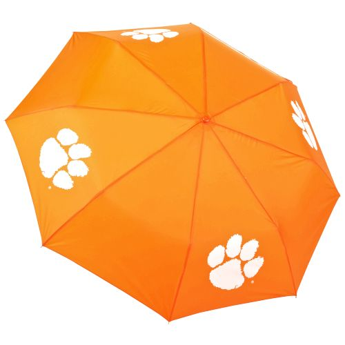 Image for Storm Duds Clemson University Super Pocket Mini Umbrella from Academy