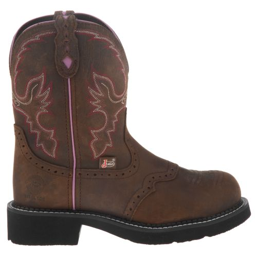 Justin Women s Gypsy  Steel-Toe Work Boots