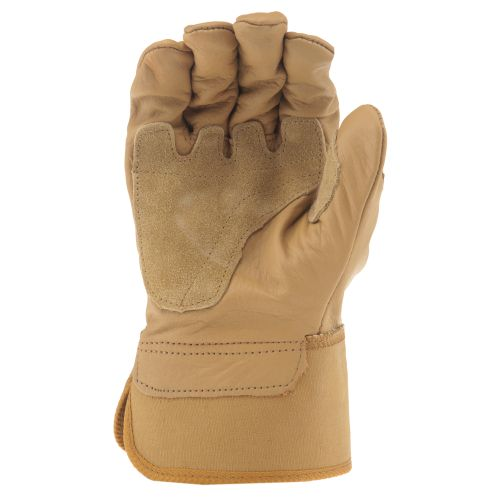 Carhartt Men's Grain Leather Work Gloves - view number 2