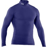 Under Armour® Men's ColdGear® Game Day Compression Mock Shirt