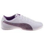 PUMA Girls' Tallula Glamm Athletic Lifestyle Shoes