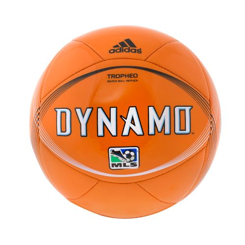 adidas Houston Dynamo Tropheo Soccer Ball