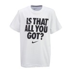 Nike Boys' All You Got Short Sleeve T-shirt