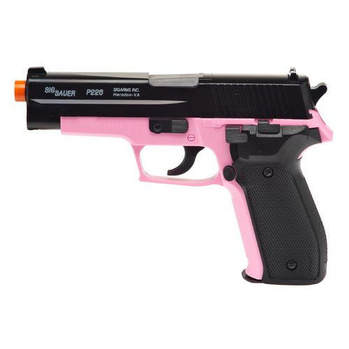 Display product reviews for Soft Air USA SIG SAUER P226 Pink Air Pistol