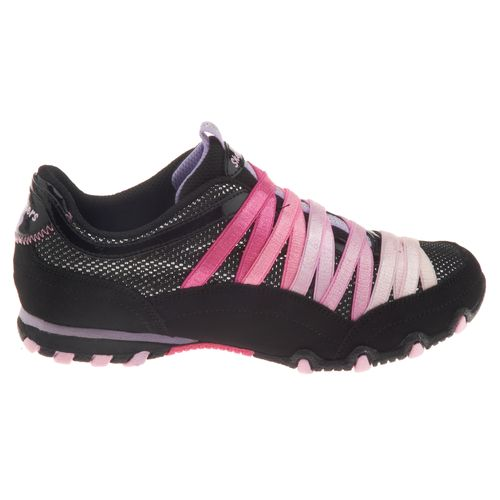 SKECHERS Girls' Bikers Funhouse Athletic Lifestyle Shoes