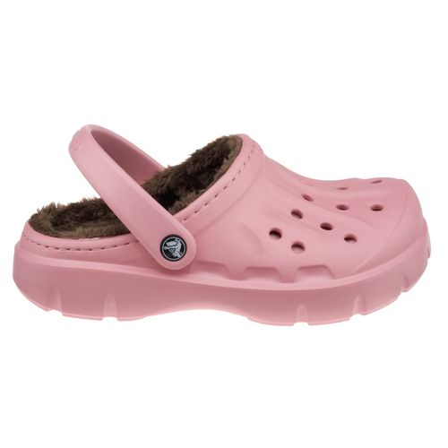 Crocs™ Kids' Dasher Lined Clogs