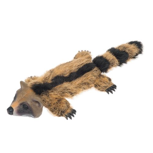 Display product reviews for Hyper Pet™ Real Skinz™ Raccoon Dog Toy