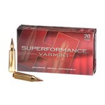 Hornady NTX® Superformance .22-250 Remington 35-Grain Centerfire Rifle Ammunition