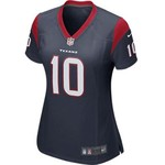 Nike Women's Houston Texans DeAndre Hopkins 10 Game Jersey - view number 1