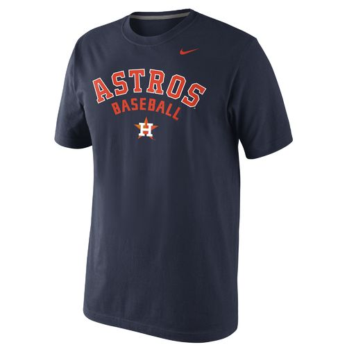 Nike™ Men's Houston Astros Practice 1.4 T-shirt